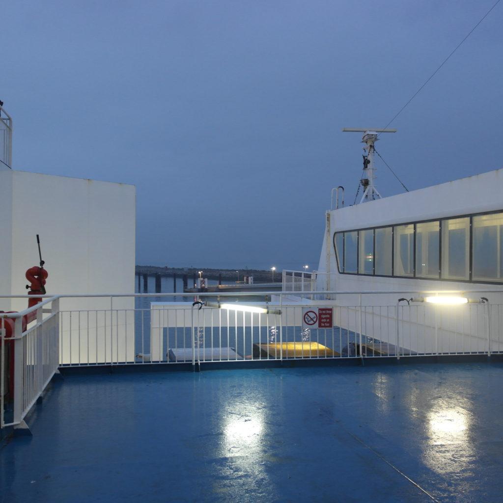 Calais-Dover ferry