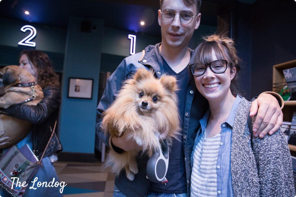 Dog-friendly cinema | Copyright TheLondog.com