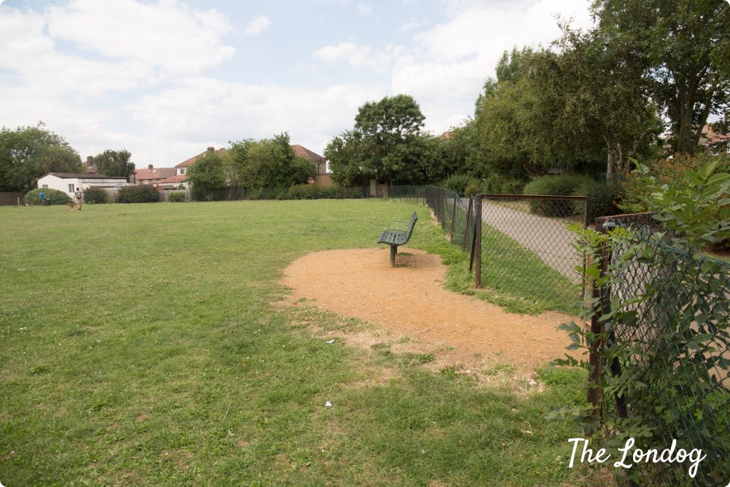 Oldfield dog area | The Londog