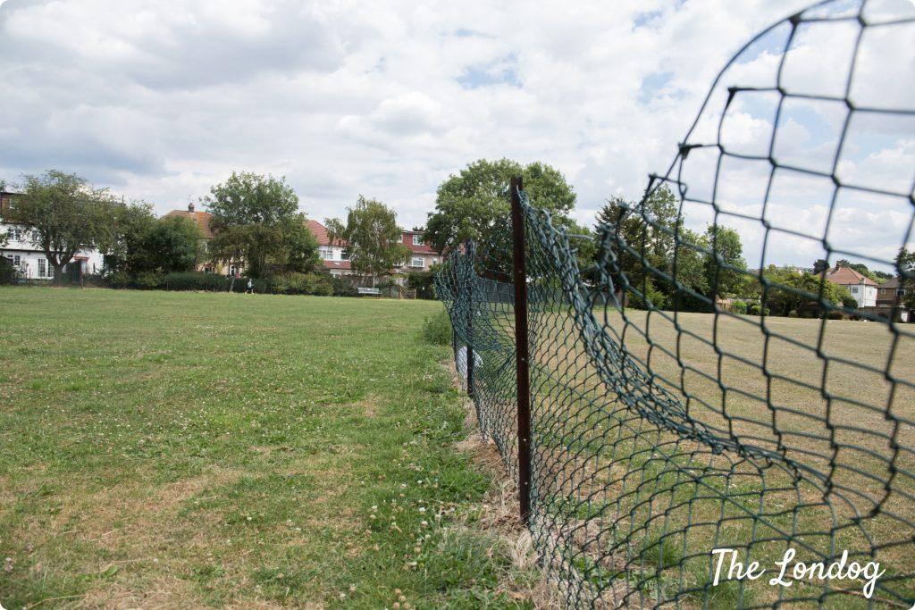 Oldfield dog area