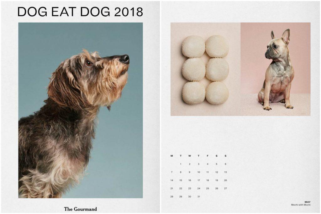 Dog Eat Dog 2018 Calendar_The Gourmand