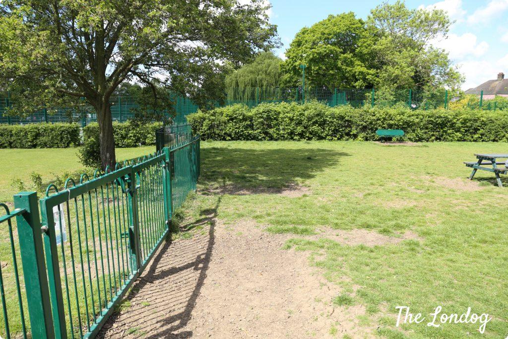 Ridgeway Park dog park