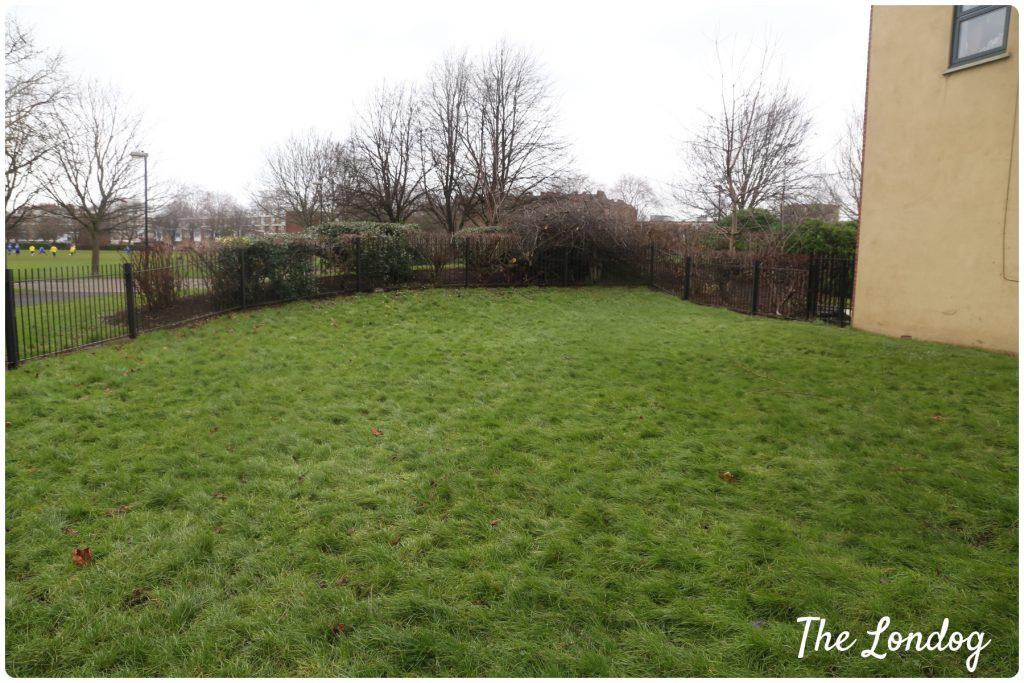 Stepney Green Park dog area N.1
