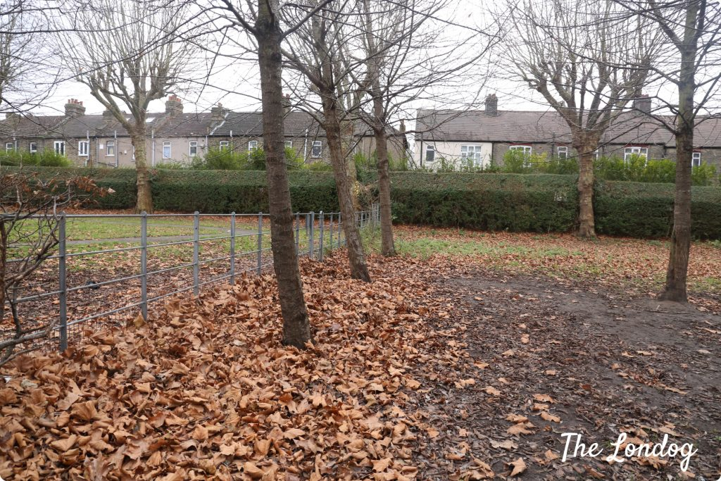 Uphall Recreation Ground dog area