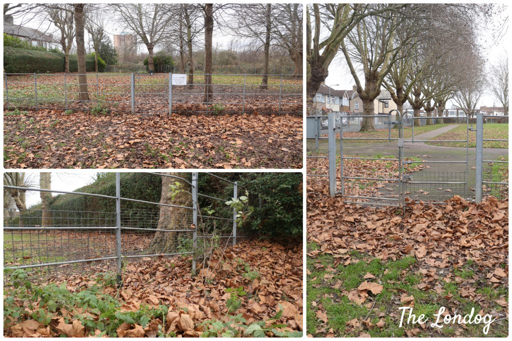 Uphall Recreation Ground dog park