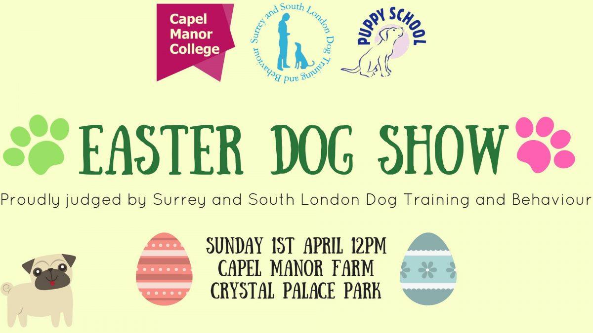 Easter Fun Dog Show