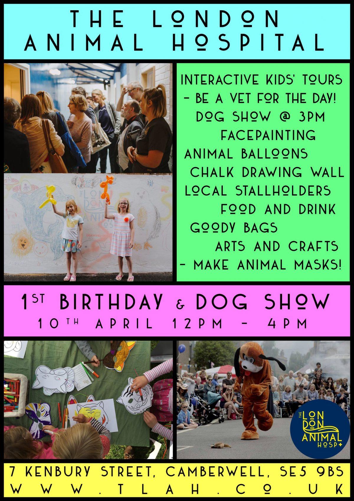 The London Animal Hospital Dog Show