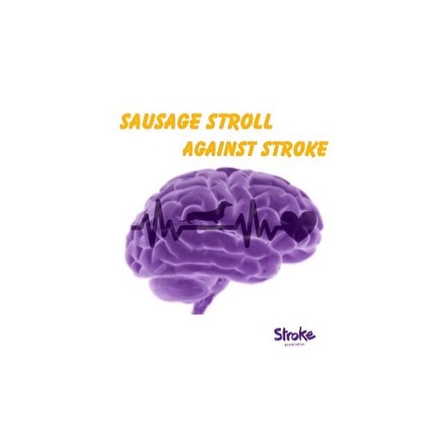Sausage Stroll Against Stroke