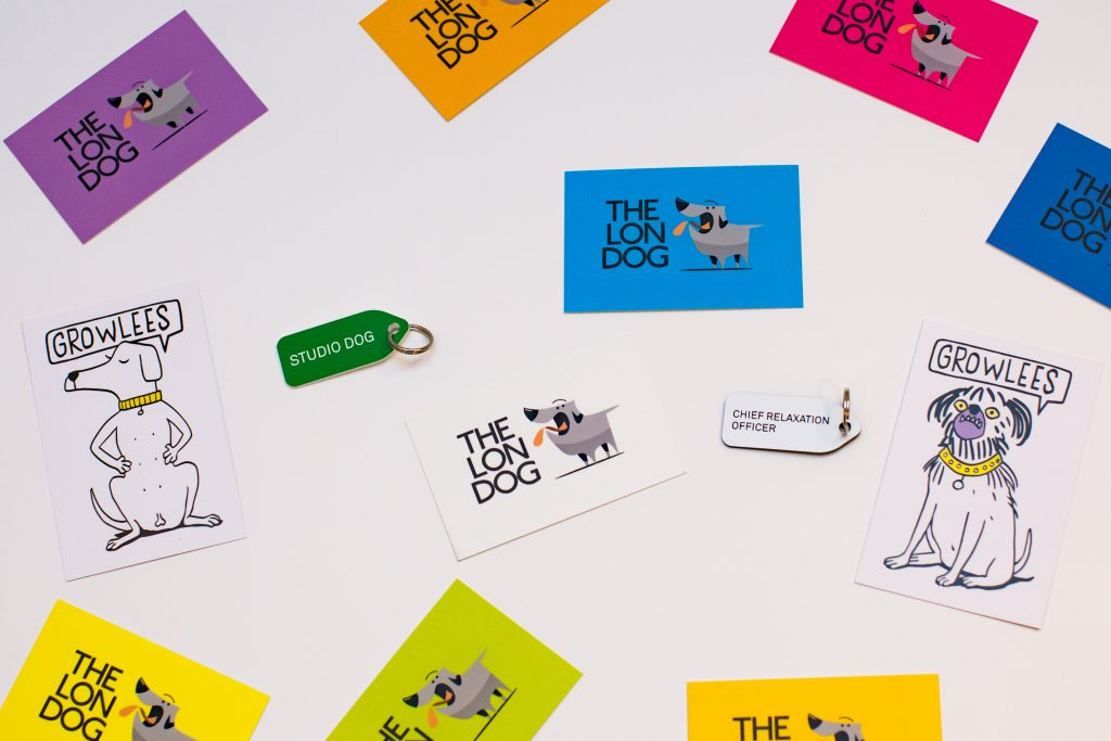 Giveaway Growlees dog tags