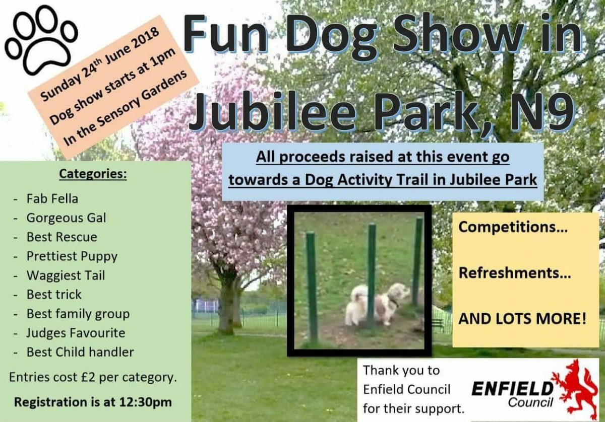 Jubilee Park Fun Dog Show
