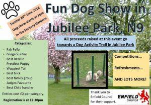 Jubilee Park Fun Dog Show 2018