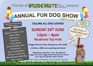 Mudchute fun dog show 2018