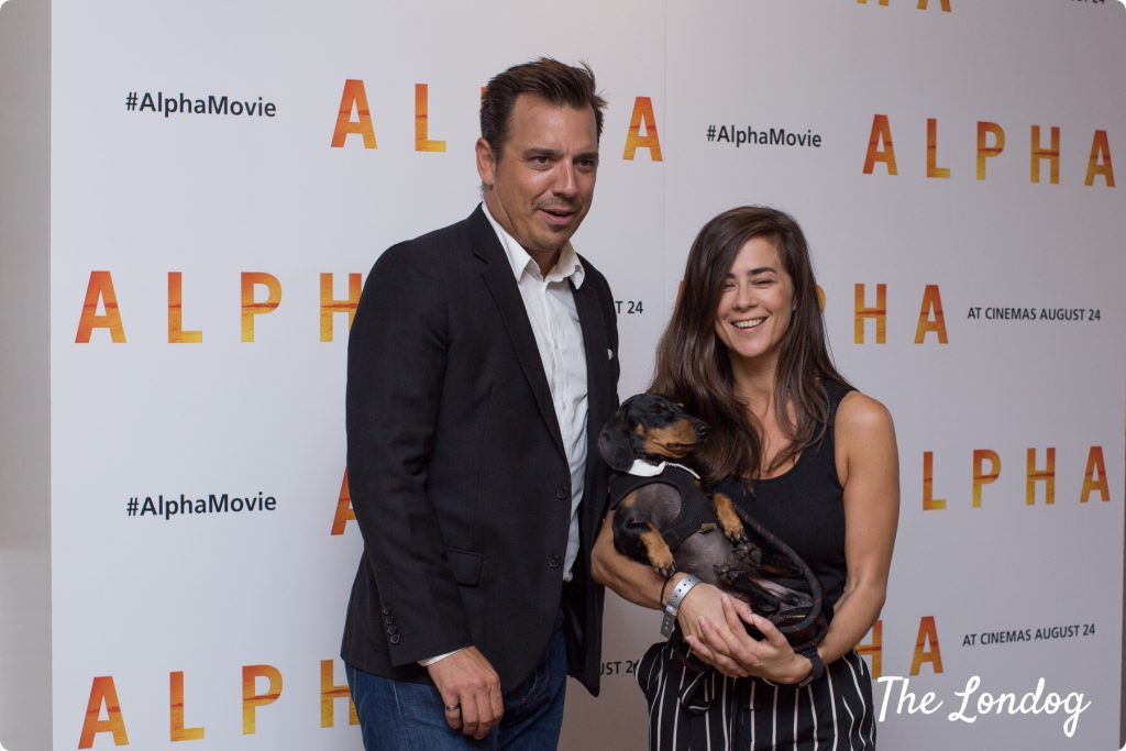 Gala dog-friendly screening of