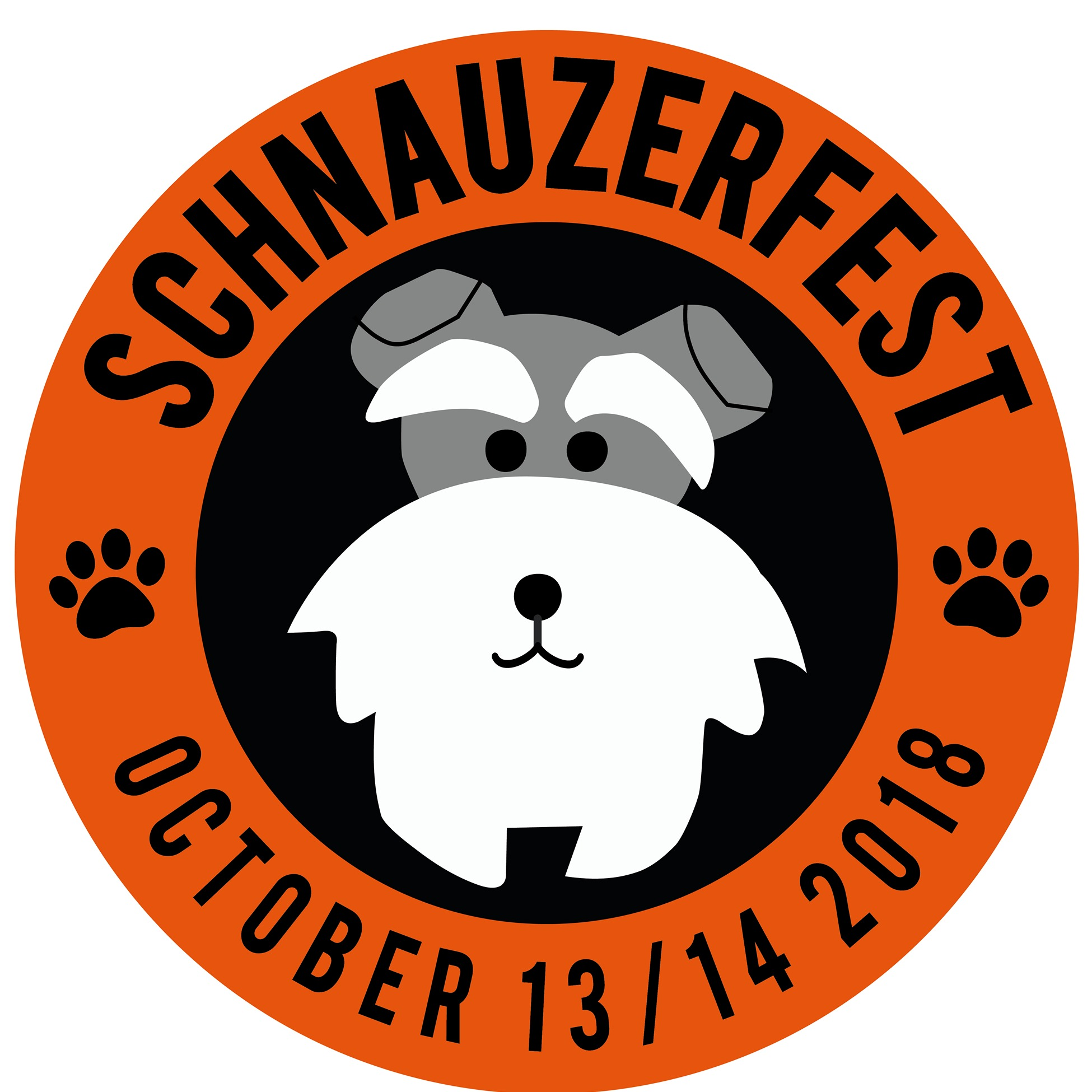 logo Schnauzertfest 2018