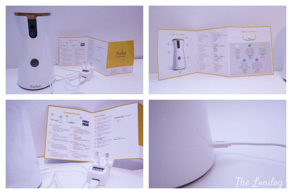Furbo camera details