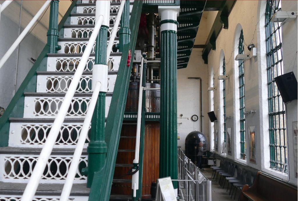 Markfield Beam Engine Museum The Engine