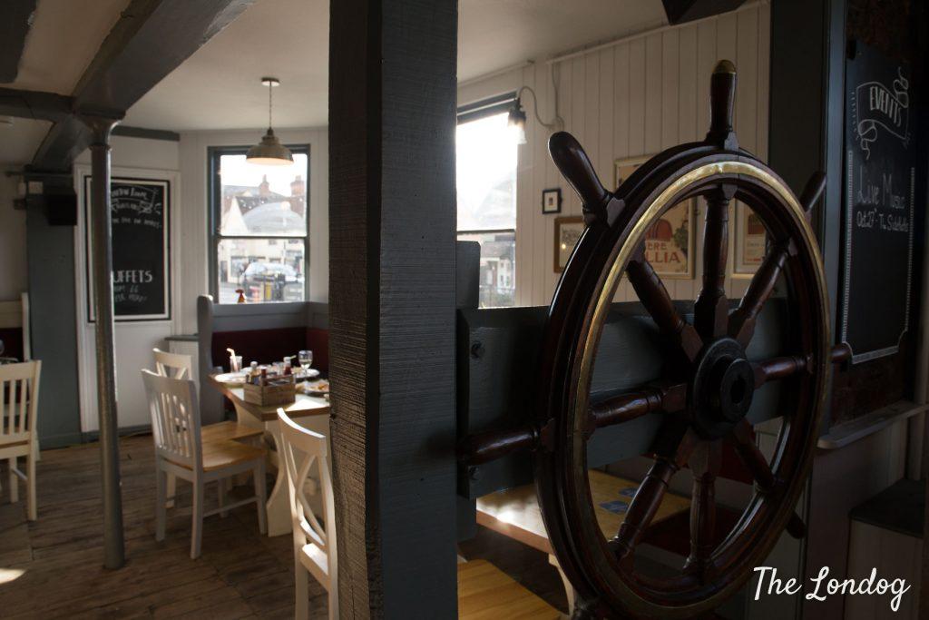 Cock Tavern in Ongar, Essex