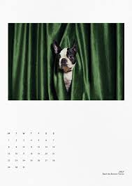 page of dog eat dog calendar 2019