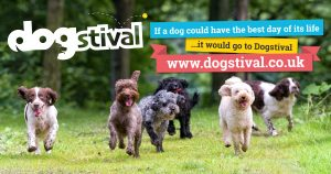 Dogstival banner