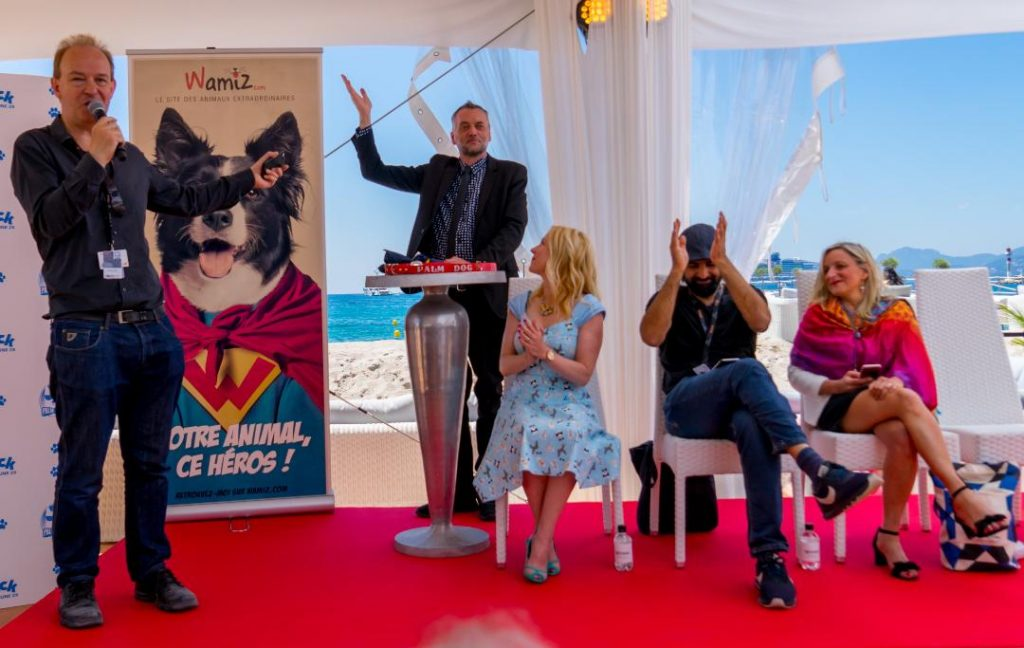 Ceremony of the Palm Dog Awards