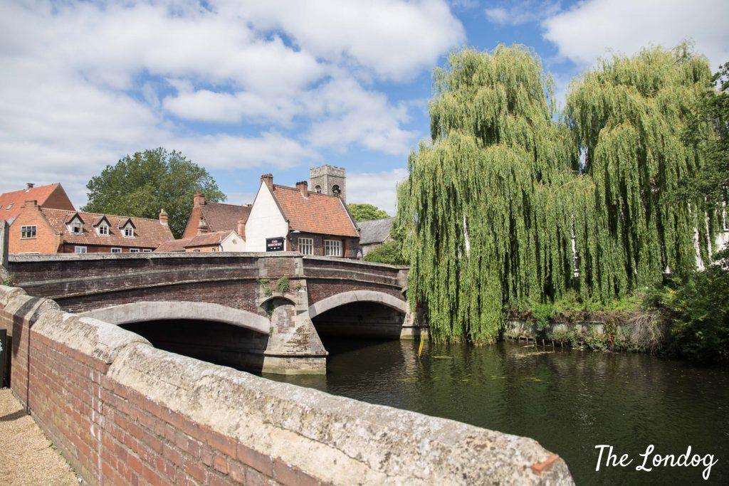 River Wensum in Norwich