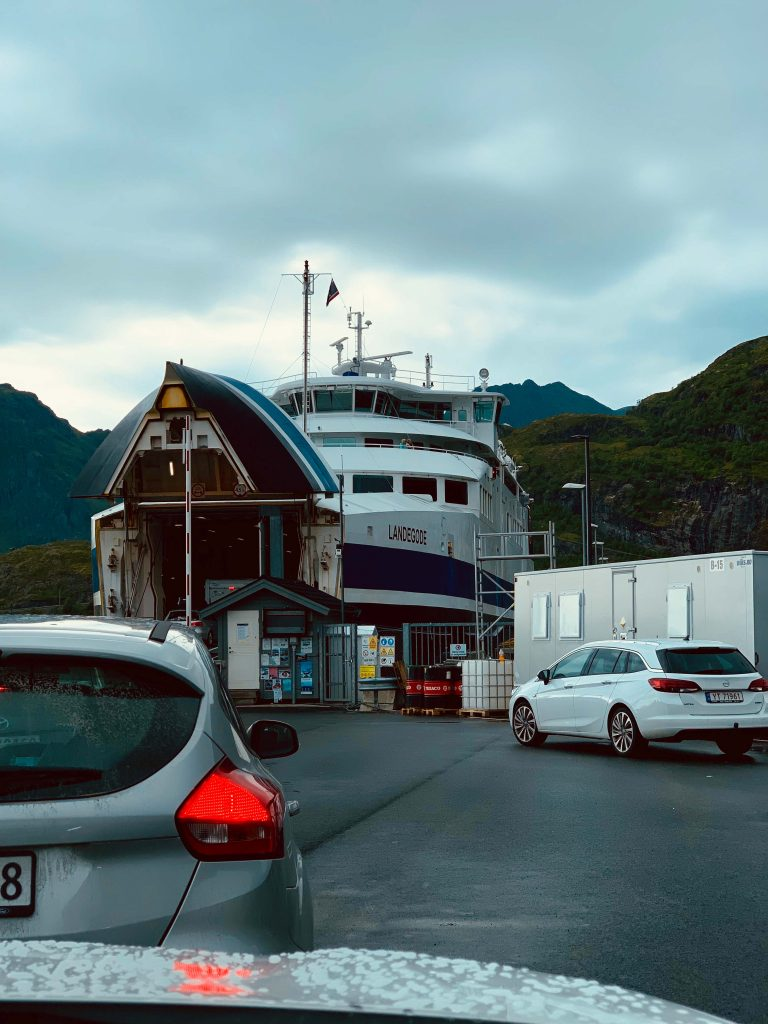 ferry to Bodø
