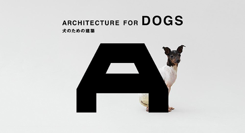 Poster of Architecture for Dogs exhibition