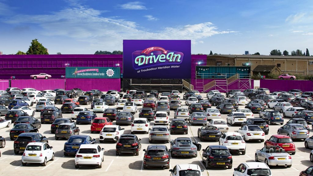 photo of The Drive In in London